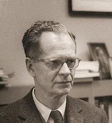 Skinner på Harvard ca 1950 (bilde hentet fra Wikipedia)