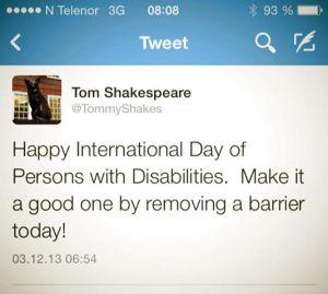 Tweet Tom