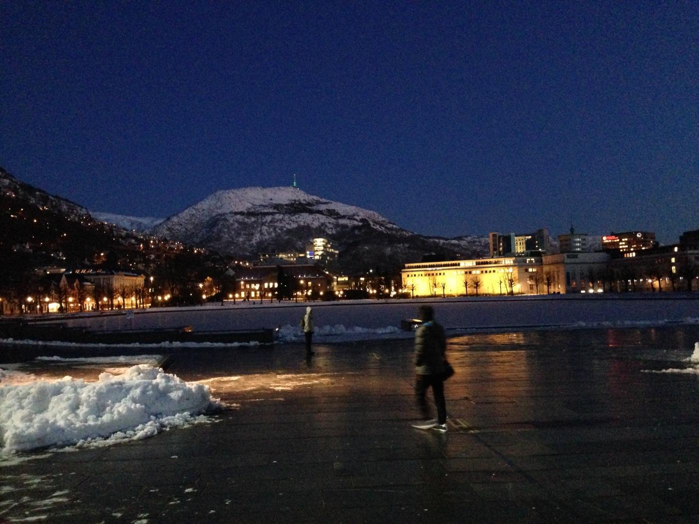 Illustrasjonsfoto: Bergen