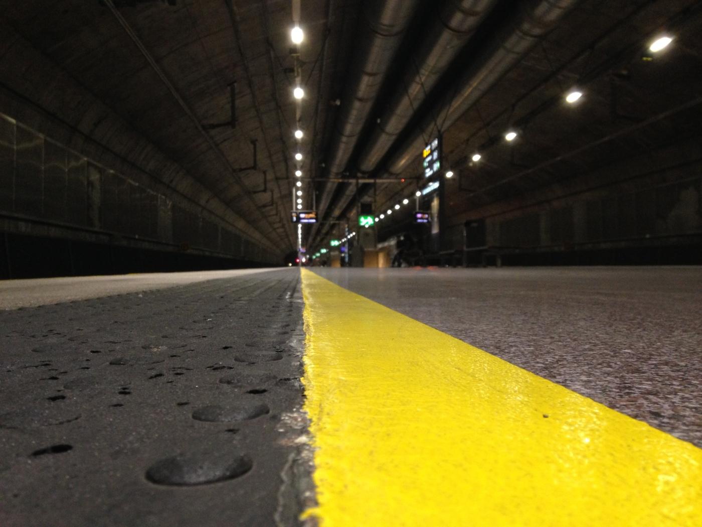 Bilde av togstasjon