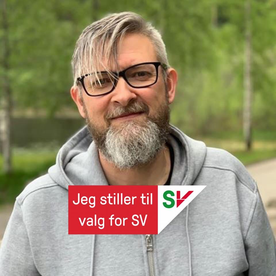 Bilde av Cato: Jeg stiller til valg for SV